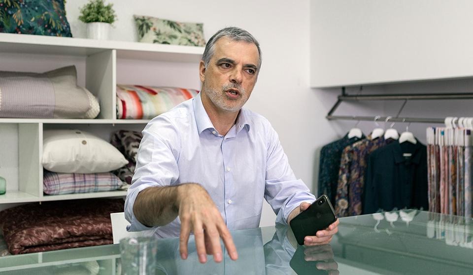 Presidente da ATP diz que o têxtil vai continuar a crescer