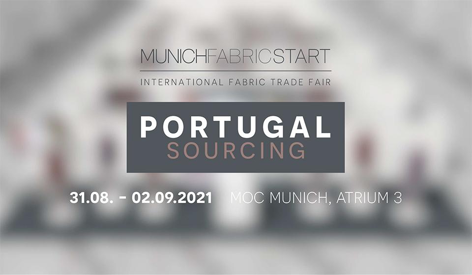 """""""Portugal Sourcing"""" a nova praça central da Munich Fabric Start"""
